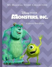 Disney My Magical Story Collection Monsters Inc