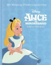 Disney My Magical Story Collection Alice in Wonderland