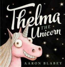 Thelma The Unicorn With Collectors Case