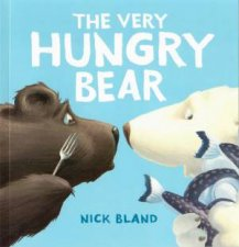 The Very Hungry Bear