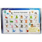 Easy Learner Educational Placemats Set Of 4 by Various