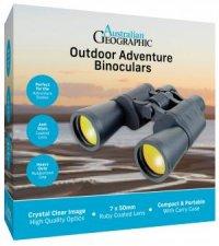 Australian Geographic Outdoor Adventure Binoculars