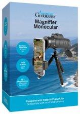 Australian Geographic Smart Phone Monocular with Tripod