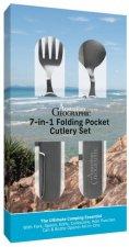 Australian Geographic Foldable Cutlery Set