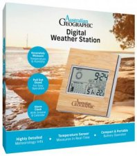 AG Bamboo Digital Weather Station