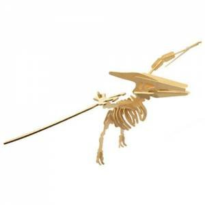 Giant 3D Wooden Dinosaur: Pteranodon by Various