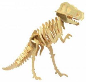 Giant 3D Wooden Dinosaur: Tyrannosaurus by Various