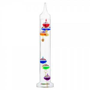 28cm Galileo Thermometer by Various