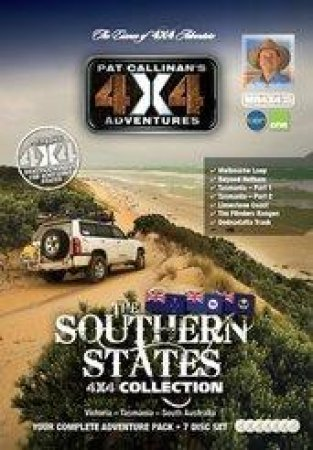Southern States 4X4 Collection 7 DVD Set by Pat Callinana