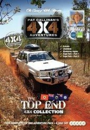 Top End 4X4 Collection 5 DVD Set by Pat Callinan