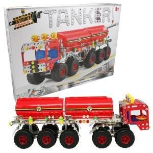 Construct It Kit: Tanker