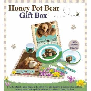 Honey Pot Bear Gift Box