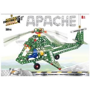 Construct It Kit: Apache Helicopter