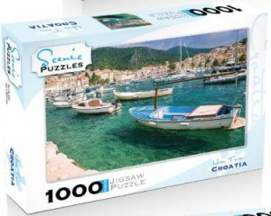 Scenic 1000 Piece Puzzles: Croatia by Various