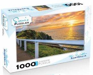 Scenic 1000 Piece Puzzles: Byron Bay, Australia