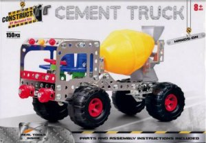 Construct It Kit: Cement Truck by Various