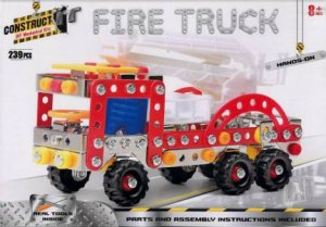 Construct It Kit: Small Fire Truck by Various
