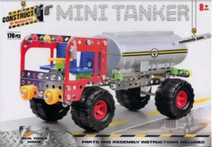 Construct It Kit: Small Tanker by Various