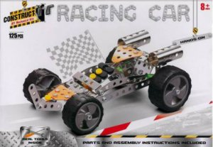 Construct It Kit: Racing Car by Various