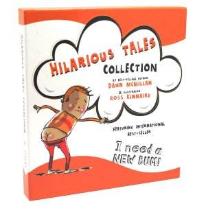 Hilarious Tales 6 Book Box Set
