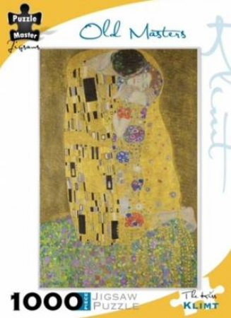Old Masters 1000 Piece Puzzle: Klimt by Various