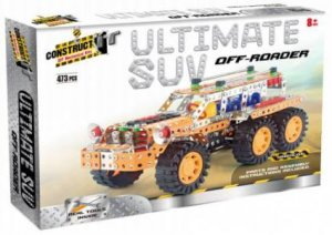 Construct It Kit: Ultimate SUV
