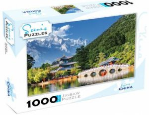 Scenic 1000 Piece Puzzles: Lijiang, China