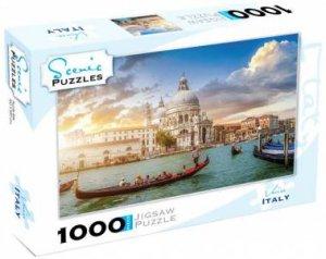 Scenic 1000 Piece Puzzles: Venice, Italy