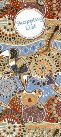 Shopping List: Aboriginal Dreamtime