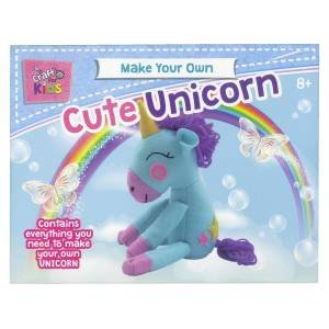 Craft For Kids: Make Your Own Cute Unicorn by Various