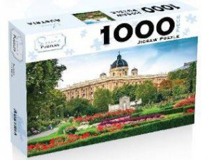 Scenic 1000 Piece Puzzles: Vienna Austria by Various