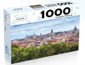 Scenic 1000 Piece Puzzles:  Ancient Rome Italy