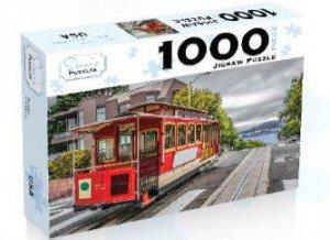 Scenic 1000 Piece Puzzles: San Francisco USA