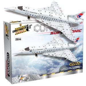 Construct It Kit: Concorde by Various