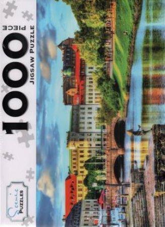 Scenic 1000 Piece Puzzles: Gothenberg, Sweden