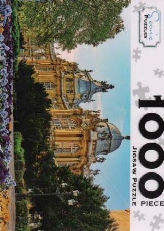 Scenic 1000 Piece Puzzles: Vajdahunyad Castle, Budapest