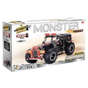 Construct It Kit: Mega Set 4WD