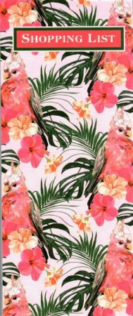Shopping List: Flowers