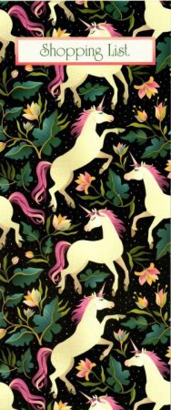 Shopping List: Unicorns