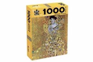 Old Masters 1000 Piece Puzzle: Klimt - Adele Bloch Bauer
