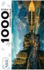 Scenic 1000 Piece Puzzles Fusine Lake Italy