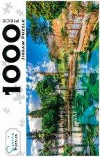 Scenic 1000 Piece Puzzles Cleopatras Bath Turkey