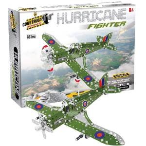 Construct It Kit: Hurricane Fighter by Various