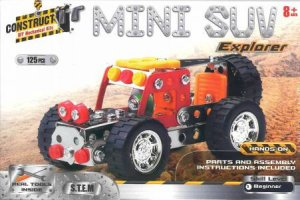 Construct It Kit: Mini SUV by Various
