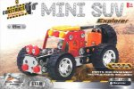 Construct It Kit Mini SUV