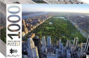 Mindbogglers 1000 Piece Jigsaw: Manhattan, New York