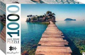 Mindbogglers 1000 Piece Jigsaw: Cameo Island, Greece