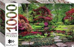 Mindbogglers 1000 Piece Jigsaw: Japanese Garden, Hague