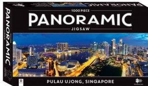 Panoramic 1000 Piece Jigsaw: Singapore