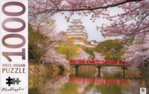 Mindbogglers 1000 Piece Jigsaw: Himeji Castle, Japan
